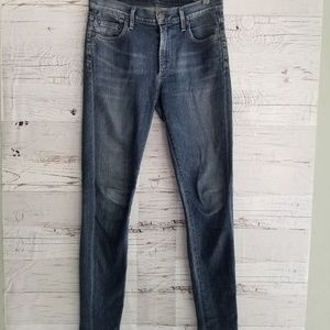 Citizens of Humanity highrise jeans